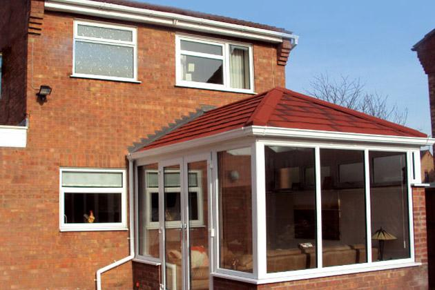 Which material makes the best conservatory roof