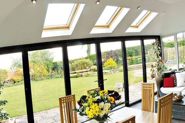 How to Keep Your Solid Roof Conservatory Bright